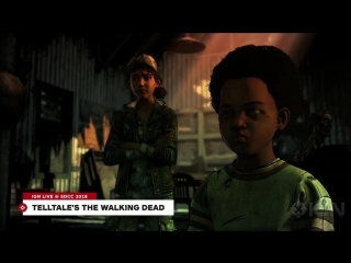 Telltales The Walking Dead_ A First Look at The Final Chapters - Comic Con 2018