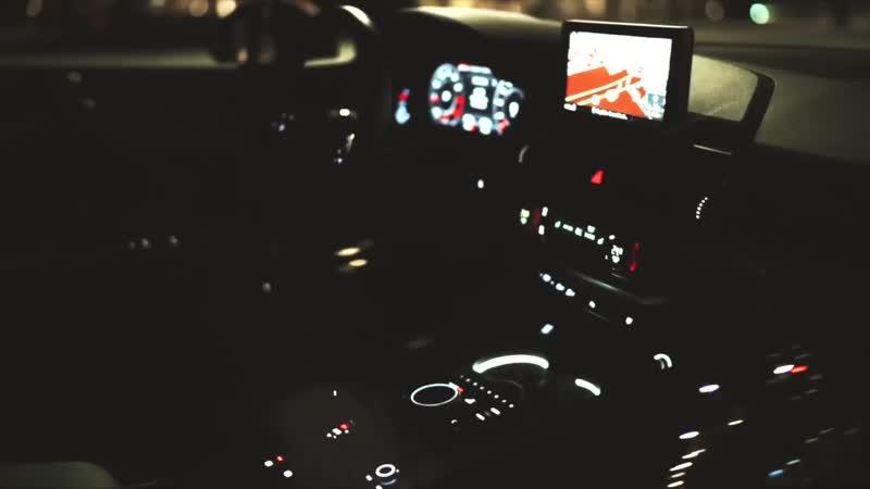 Позвольте городу зазвучать ярче. Audi A5.