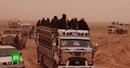 Российские и сирийские военные открыли коридоры для выхода беженцев из лагеря «Эр-Рукбан»