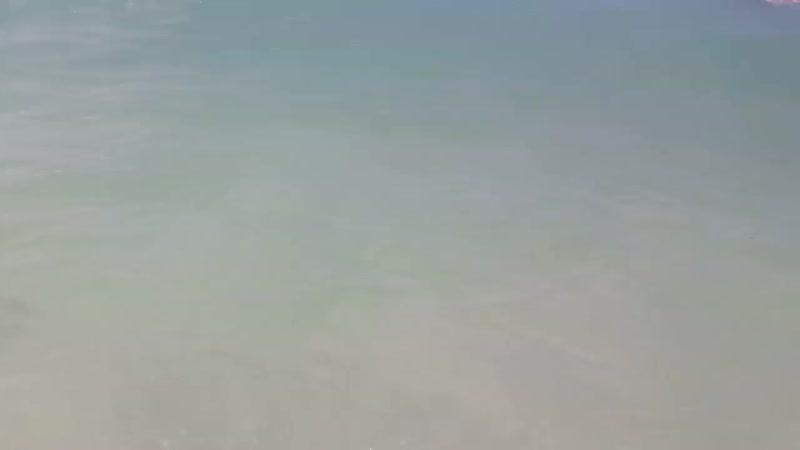 Пляж Аль Мамзар волна 1
