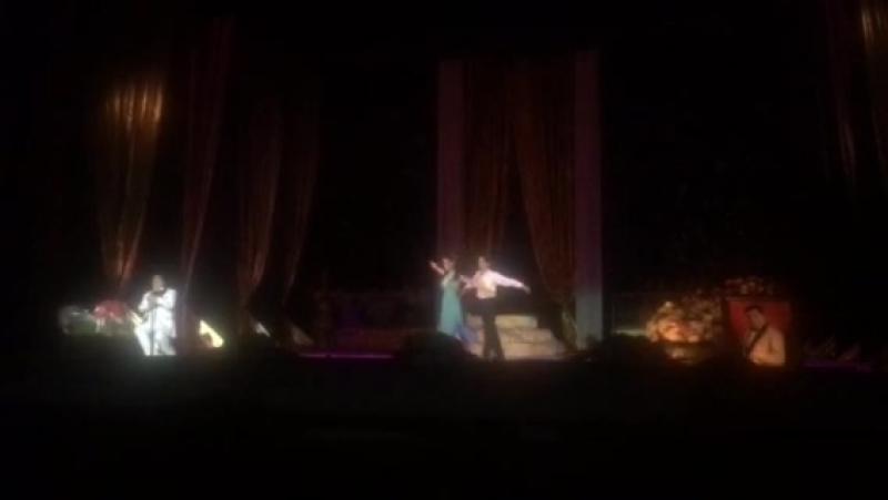 Юбилей дяди он поет а дочь танцует моя балерина