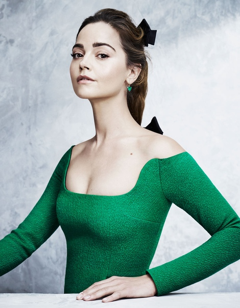 Jenna Coleman Great British Brands, 2019