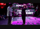 RESPECT MY TALENT 2018 Moscow POPPING 1 8 Sneik vs Kriss