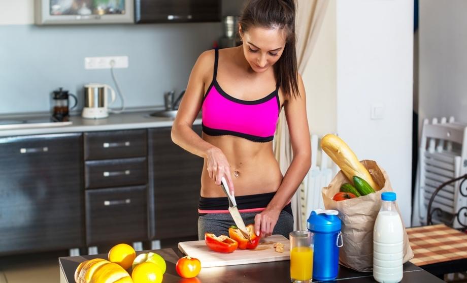 диета белковая для спортзала