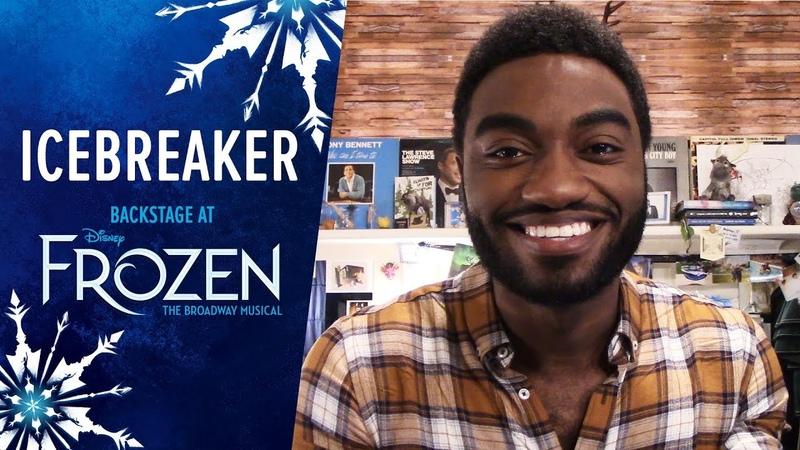 Episode 5: Icebreaker: Backstage at FROZEN with Jelani Alladin