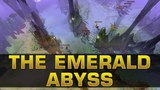 Dota 2 The Emerald Abyss Map - TI8 Battle Pass