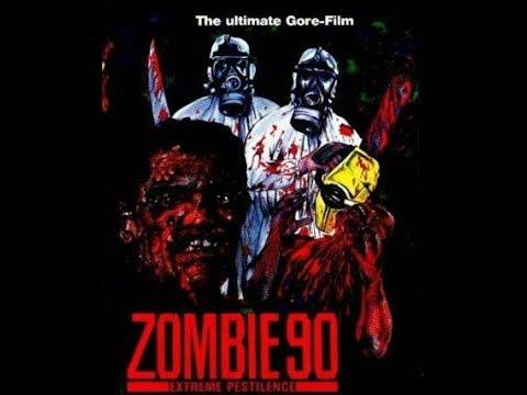 Зомби 90 х Экстремальная эпидемия 1991