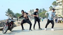 Nonstop, Bdash Poppin John (3 International stars dancing on Mumbai Beach)