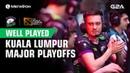 Победа в Куала-Лумпур! Лучшие моменты плей-офф Малайзийского мейджора