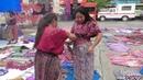 Paseando en Panajachel, Tia Susy Se Prueba el Traje Tipico de Chichicastenango / parte 2
