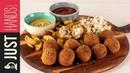 Stuffed Chicken Patties | Akis Kitchen