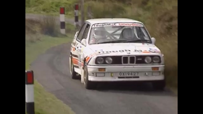 Bertie Fisher – BMW M3 E30 (Manx Rally 1990)