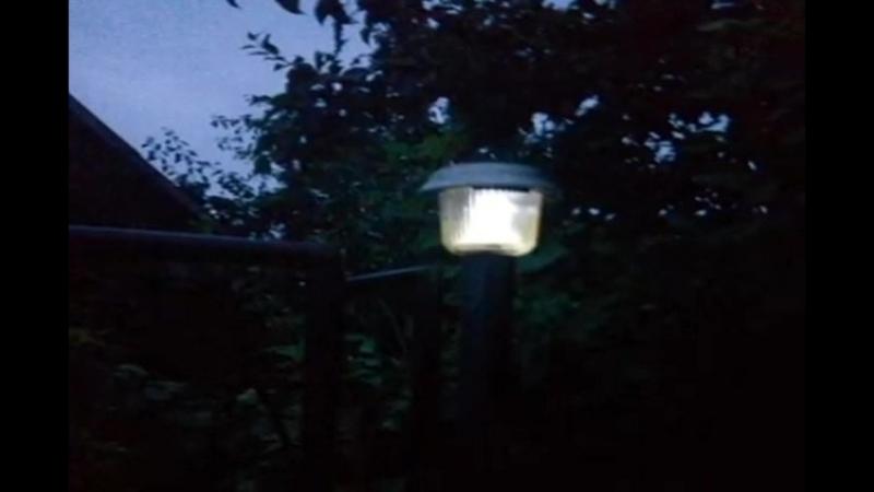 Июньская дождливая ночь