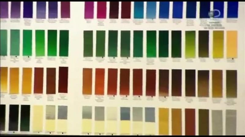 Масляные краски Из чего это сделано