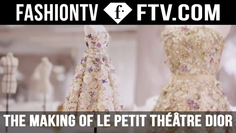 The Making of Le Petit Théâtre Dior