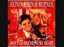 Elton John RuPaul - Don't Go Breaking My Heart (1994) Remix