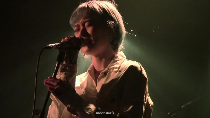 [LIVE] Release concert SEIREN   190316 소마 - 꽃가루 @SEIREN 발매 기념 콘서트