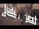 Judas Priest Hell bent for leather Ada cover