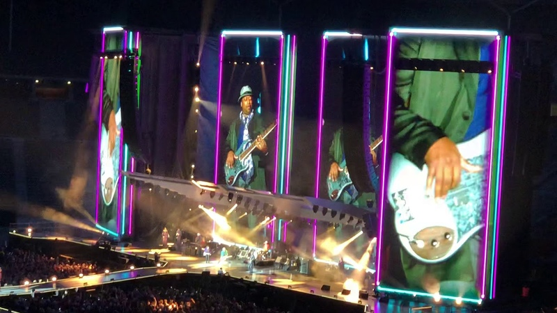 Rolling Stones - Miss You - live - Berlin, Olympiastadion, 22.06.2018