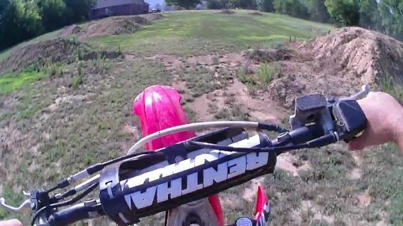 Backyard new goggle cam test