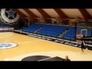 An NBA star practicing in Rome. - Today @Timberwolves Jimmy Butler he practiced in @StellaAzzurraRo gym - Footage of his workout