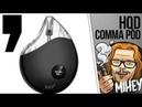 HQD Comma Kit. Запятая, капля, Капитошка. 🎷🎻🎹🎸
