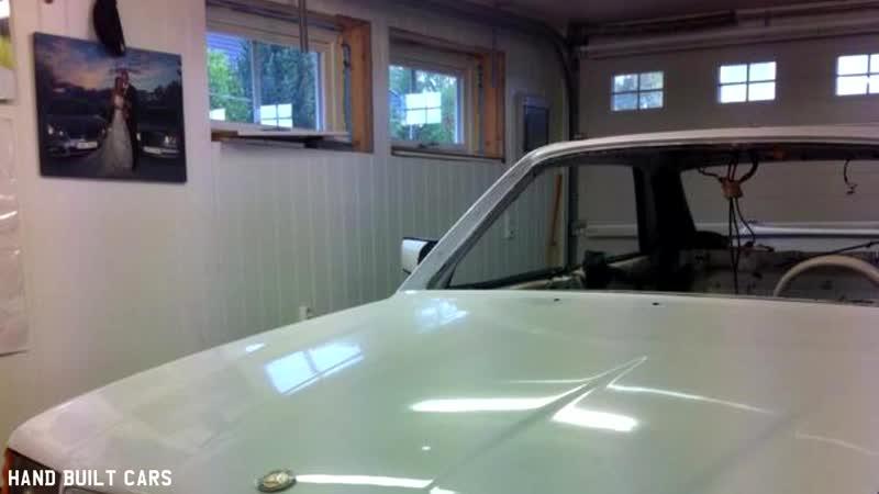 1986 Mercedes Benz 560SEC Triple White AMG Lorinser ABC No. 1 Exclusive Restoration Project