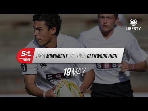 Monument U16A vs Glenwood U16A 19 May 2018