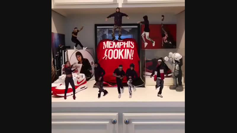 Memphis Jookin GIF! MemphisJookin memphisjookininrussia