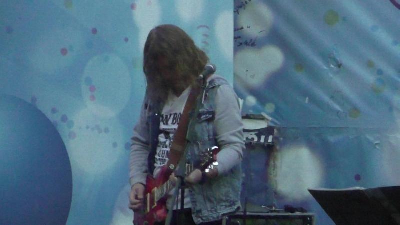 Rock Party Band Любители Жанра - She's got the look 17.09.2018 Брянск Парк Юность