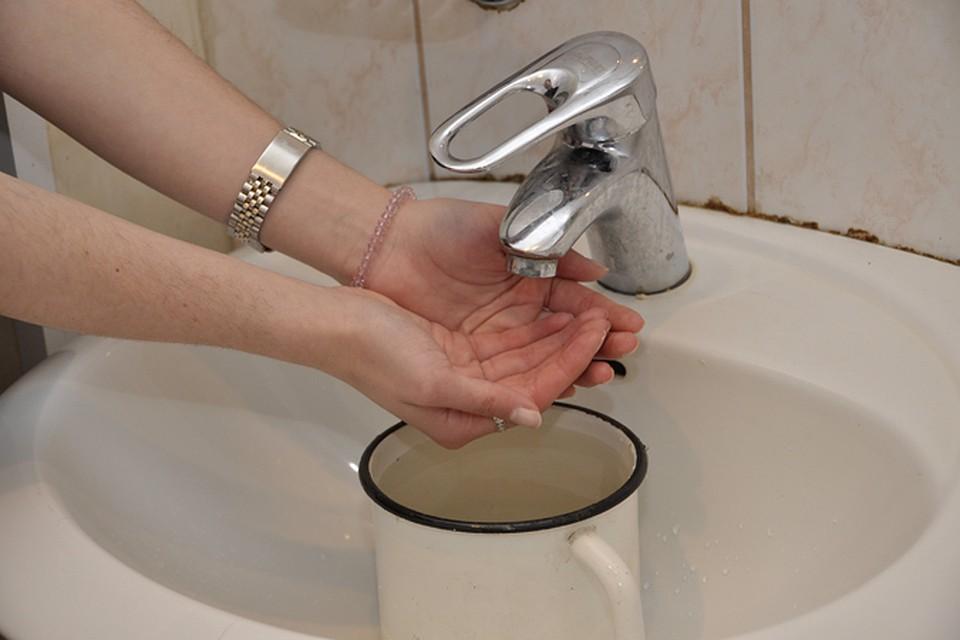 Поселок Ясногорка в Краматорске живет без воды
