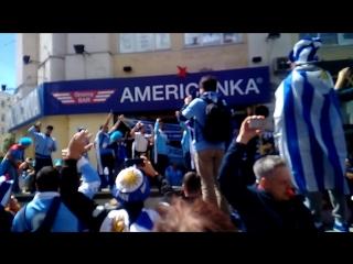 Уругвайские кричалки