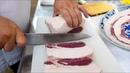 Japanese Food - WILD BOAR EEL Kanazawa Seafood Japan