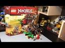 Обзор Раритетного Набора Лего НиндзяГо 2508 Кузница Кая 2011 года с Benny Bricks