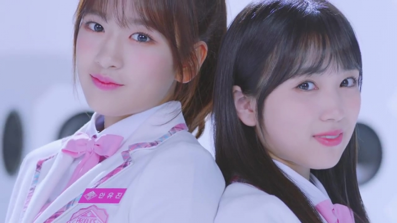 180921 @ IZONE for OVERHIT TV CF