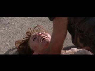 бдсм сцены(bdsm, бондаж, изнасилование, rape) из фильма: Слепой(Blindman) - 1971, Магда Конопка, Agneta Eckemyr, Мариса Солинас