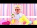 Японская Реклама - Жевательные японские конфеты UHA Puccho