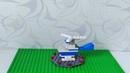 Вертолет и вертолетная площадка   Lego City mini   мини город