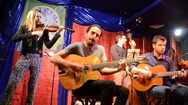 Irene's GJ Adventures 144: Gonzalo Bergara Quartet 2