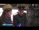 Прибытие Поезда Победы вызвало ажиотаж у тюменцев