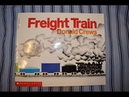 FREIGHT TRAIN Read Along Story Book FOR CHILDREN Train Talk for Kids from Kids