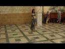 Фестиваль Арабского танца Восточная Краса. Поповичева Зарина. Табла