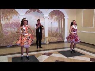 степ дуэт Art.Com и Илья Хаджиев