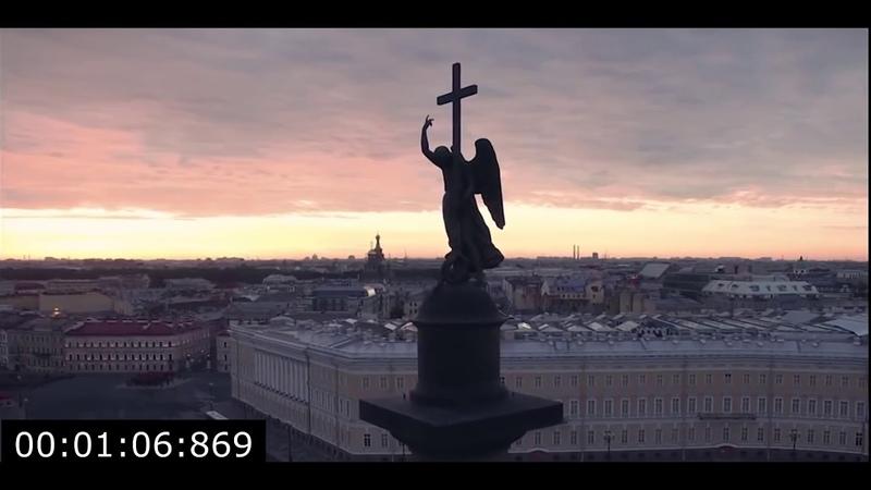 ТРИ МИНУТЫ В САНКТ-ПЕТЕРБУРГЕ! (Saint-Petersburg)