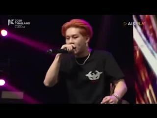 Jooheon/I.M/Shownu - Runaway
