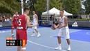 FIBA 3x3 U18 Europe Cup 2018 Qualifiers Hungary VS Belarus Szolnok Hungary 05 08 2018