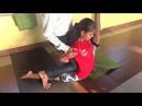 Basic yoga contortion training part 3