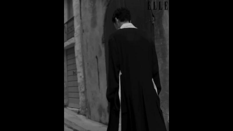 Kang Dong Won [ELLE Korea]