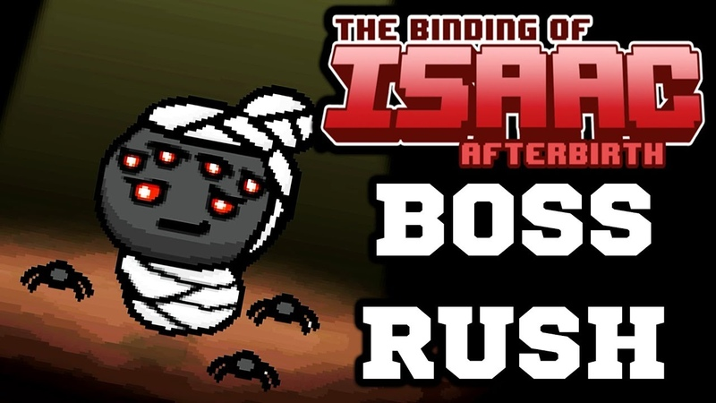 БОСС РАШ! Внезапный! - The Binding of Isaac Afterbirth