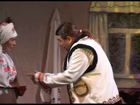 отрывок из спектакля Где колбаса и чара, там кончается свара г. Новороссийск.